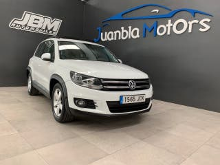 Volkswagen Tiguan 2.0 TDI BLUEMOTION AÑO 2016
