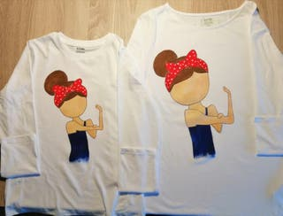 Pack camisetas madre e hija