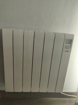 3 Emisores térmicos fluido radiador