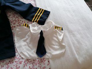 Disfraz Aviador T/5-6