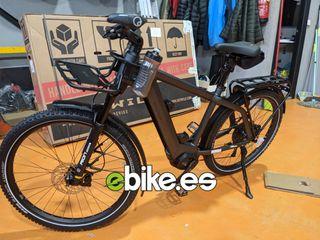 Bicicleta eléctrica motor Bosch de 4 Generación