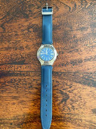 Reloj swatch mujer con dietario