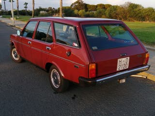 SEAT 131L 1977
