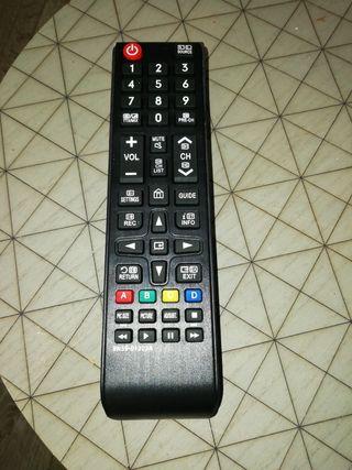 Mando para televisión samsung