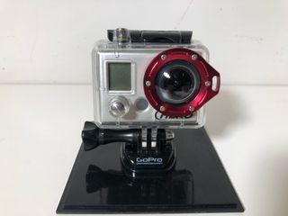 GoPro HD Hero original + accesorios
