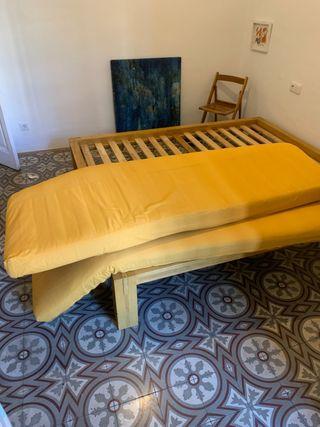 Futón / colchón + cama