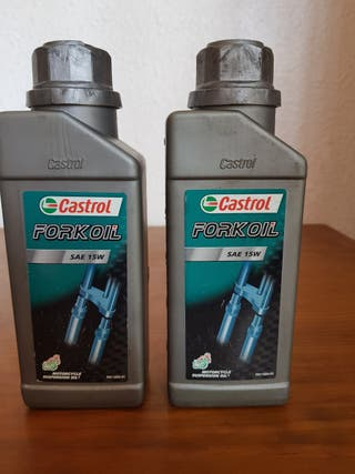 Lote Aceite Castrol Sae 15w