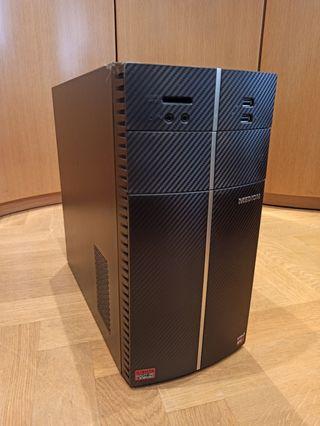 Medion - AMD A10 + Radeon R7 3.5 GHz, 16GB RAM