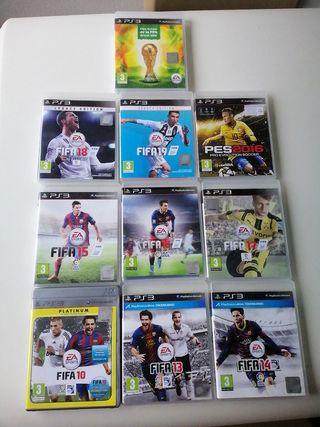 FIFA's PS3