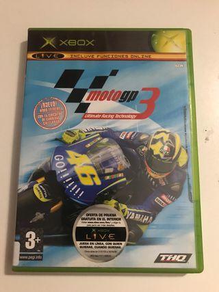 XBOX Moto GP 3