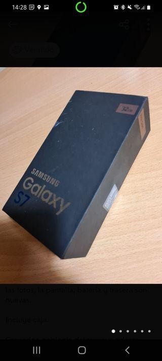 Samsung S7 en perfecto estado