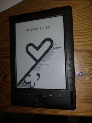 libro electrónico EnergyBook 1160 para reparación