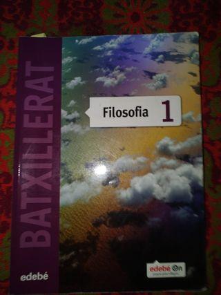 Libro de Filosofía 1 Bachillerato