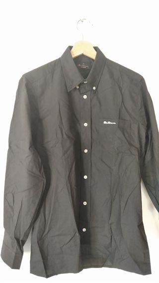 camisas Ben Sherman manga larga