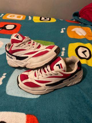 Zapatillas deportivas fila talla 43