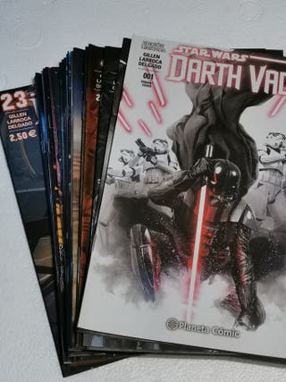 DARTH VADER PLANETA COMIC SERIE REGULAR
