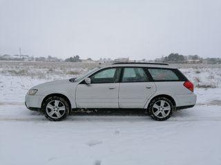 Subaru Outback 2006 con GLP