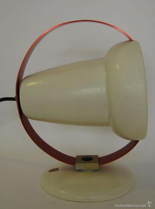Vintage lampara Phillips Charlote Perriand no7529