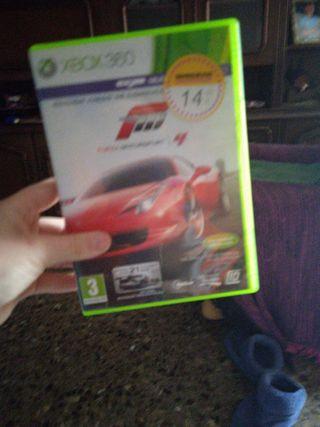 juego de la Xbox