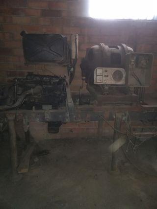 generador electrico 220v trifasico 60KVA.