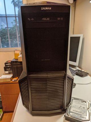 ordenador AMD A10 5800k con 12gb y grafica 512mb