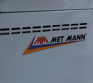 MET MANN Generador aire caliente/Caldera Industria