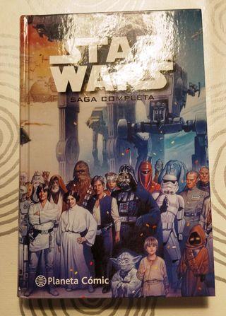 Star Wars (Saga Completa) - Comic Omnibus
