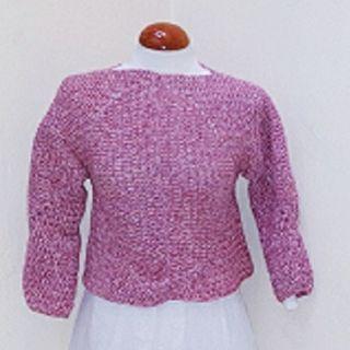 Jersey AMAZÓN rosa.
