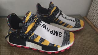 Zapatillas Adidas Pharrell Williams Solar HU NMD
