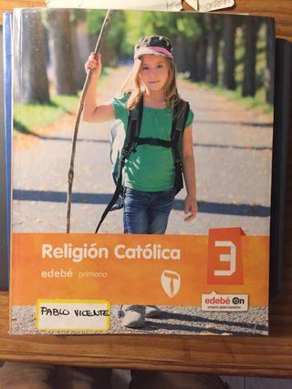 Religión católica 3 primaria