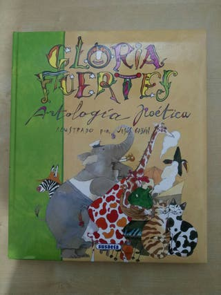 Gloria Fuertes: Antología Poética