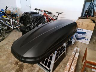 Cofre de techo Thule Pacífic 780 420L