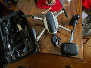 Dron Karma Gopro ( piezas, hélices, controlador)
