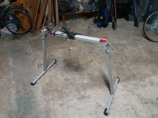 soporte de reparación de bicicletas