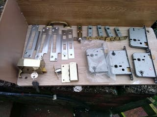 mortise locks,brass handle pairs catches ,e.t.c