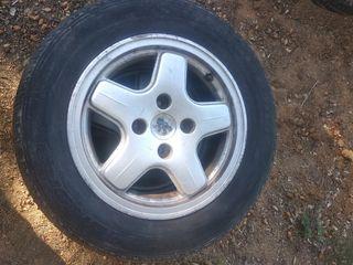 ruedas nuevas y llantas aluminio peugeot