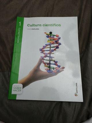 Libro de Cultura Científica