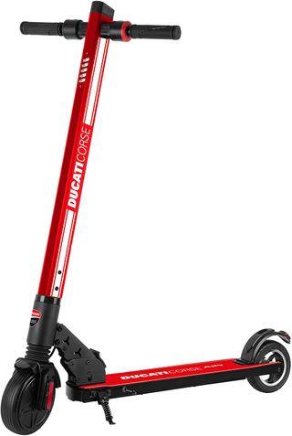 Patinete eléctrico Ducati Corse Air Rojo