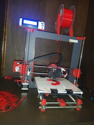 Impresora 3d - BQ hephestos