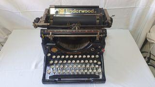 Máquina de escribir UNDERWOOD N°5