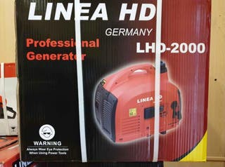 Generador de Luz Inverter