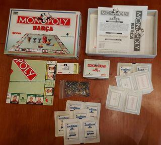NUEVO : Monopoly del Barça .