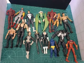 Despiece de figuras Marvel legends para customs