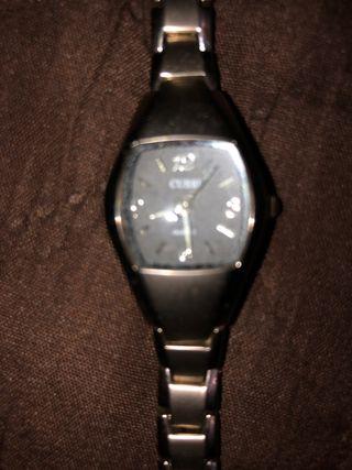 Reloj de plata