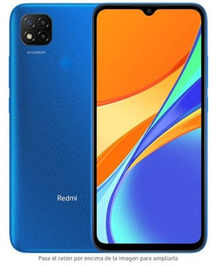"Xiaomi Redmi 9C Plus 6,5"" Precintado Azul - CHOLLO"