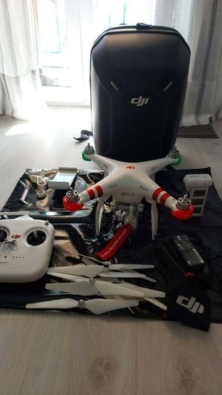 Drone Modelo Phantom 3 Standar.