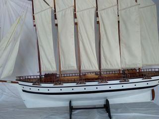 Maqueta velero muy grande