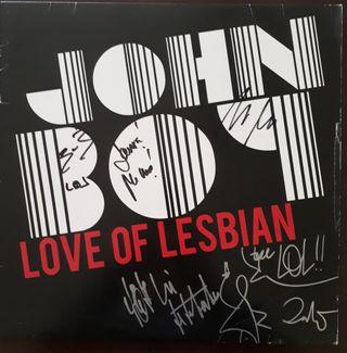 Love Of Lesbian - John Boy