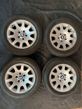Llantas + neumáticos bmw