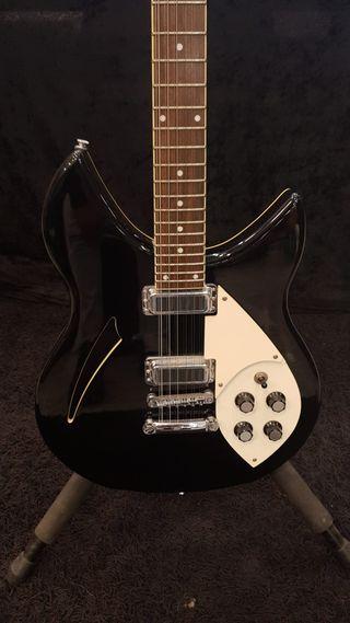 Guitarra Electrica INDIE IRK5-12 de 12 cuerdas!